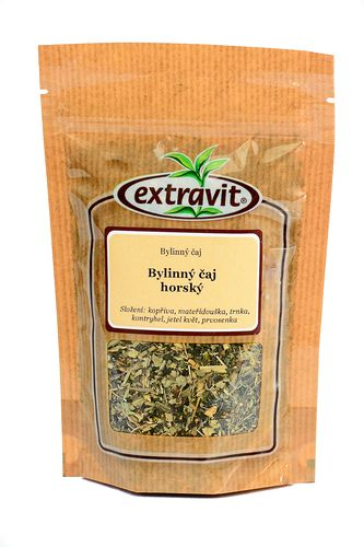 Horský bylinný čaj