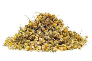 heřmánek sušený