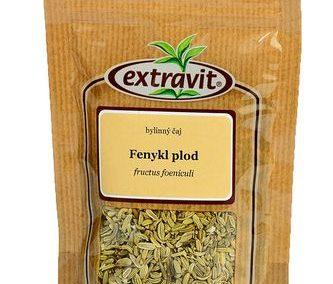Fenykl - plod